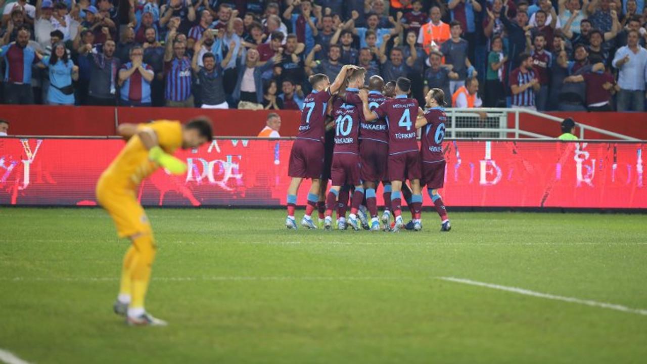 Trabzonspor Sparta Prag