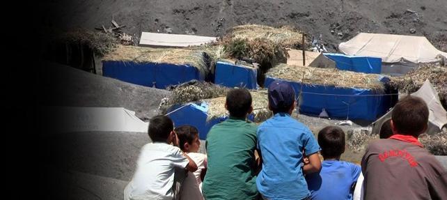 Times: TSK Şırnak'ta toplu mezarlar kazıyor