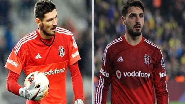 Beşiktaş'tan iki ayrılık kararı