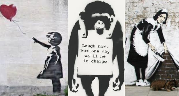 Muhalif grafiti sanatçısı kimliğini açıklıyor
