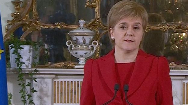 İskoçya'da 'İngiltere'den ayrılma' referandumu!