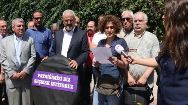 Ermeniler: Patriğimizi kendimiz seçmek istiyoruz