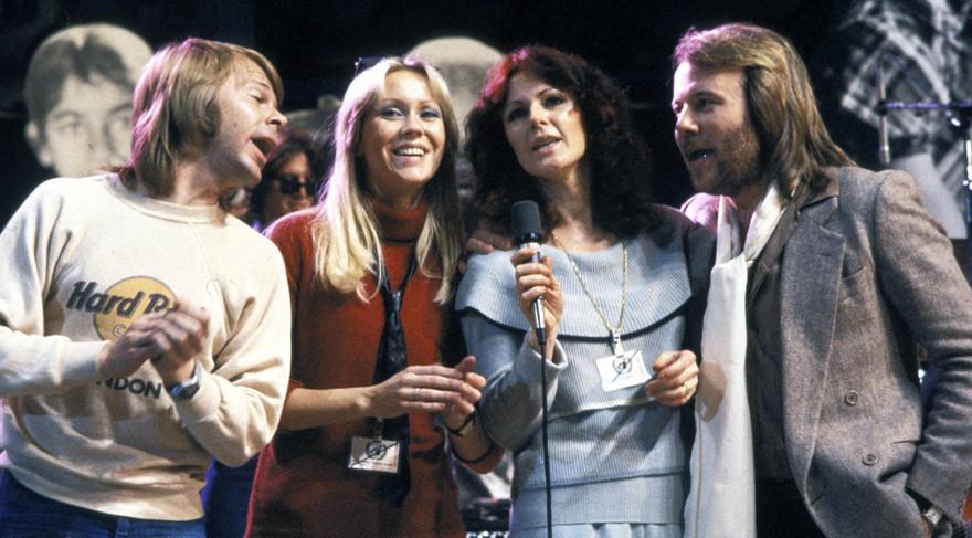 ABBA'dan 30 yıl sonra gelen ilk şarkı