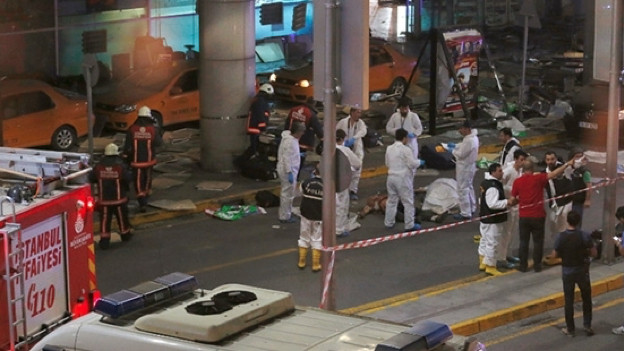 Havalimanı saldırısında 13 kişiye tutuklama istemi