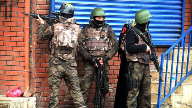 Ergani'de çatışma