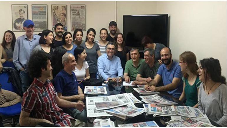 Hasan Cemal 24 yıl sonra yeniden genel yayın yönetmeni