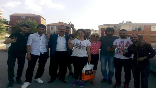 HDP'li başkanın kızına 10 ay hapis