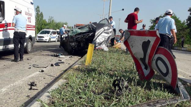 Haftaya kazalarla başladık: 9 ölü, 38 yaralı