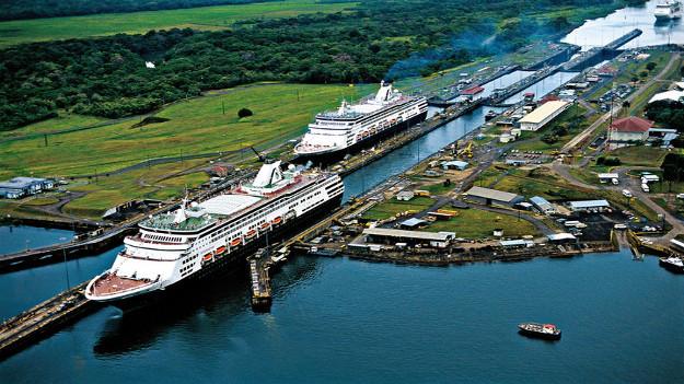 Panama Kanalı hizmete açıldı
