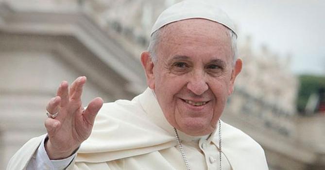 Papa: 'Soykırım' demesem tuhaf kaçardı!