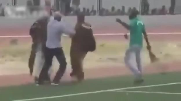 Futbol büyücüleri birbirine girdi