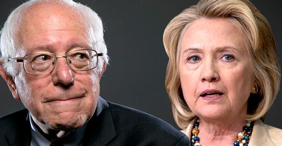 Hillary, 'sosyalist Bernie'ye kaybedebilir!
