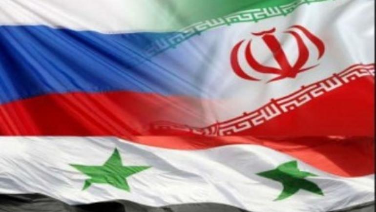Rusya, İran ve Suriye'den Tahran zirvesi