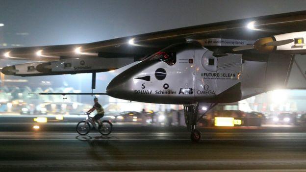 Japonya'dan ABD'ye 118 saatte uçtular