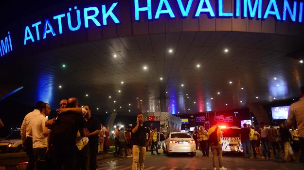 Atatürk Havalimanı'na saldırı Menbiç'te planlandı