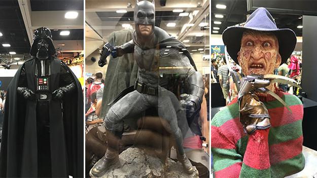 Comic Con, Star Trek'le açıldı