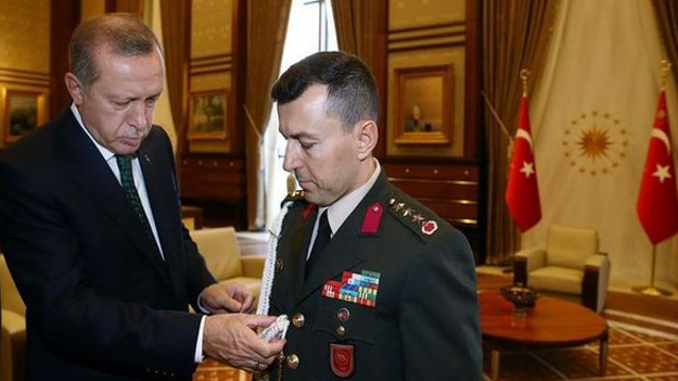 Erdoğan'ın yaveri gözaltına alındı