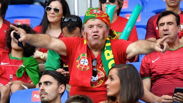 EURO 2016'da ilk finalist Portekiz