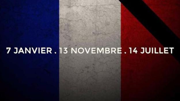 Fransa'da terörün kronolojisi
