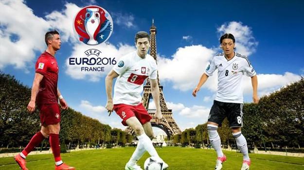 Bir bakışta Euro 2016
