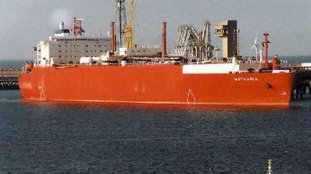 Avrupa'nın kabul etmediği zehirli gemi adı değiştirilerek Türkiye'de