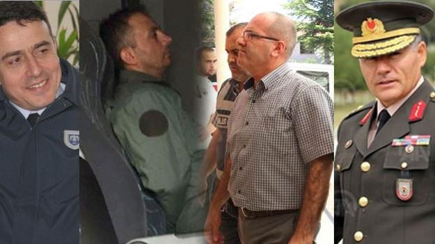İl il gözaltına alınan askerler listesi