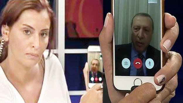 Hande Fırat, Erdoğan'la görüşmeyi anlattı