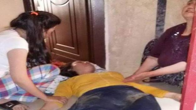 HDP'li başkanın eşi evinde saldırıya uğradı