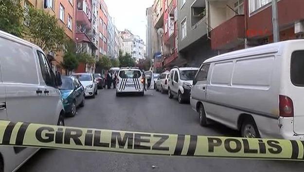 Kağıthane'de polis aracına silahlı saldırı