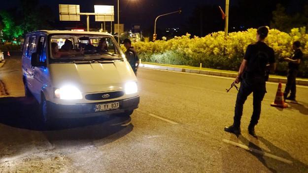 Erdoğan'ın kaldığı oteli basan subay yakalandı
