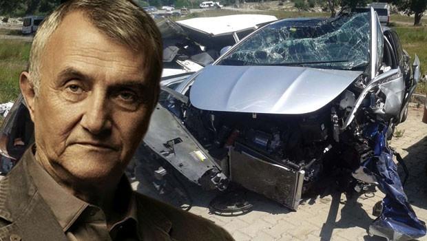 Mustafa Alabora: Kaza değil bu...