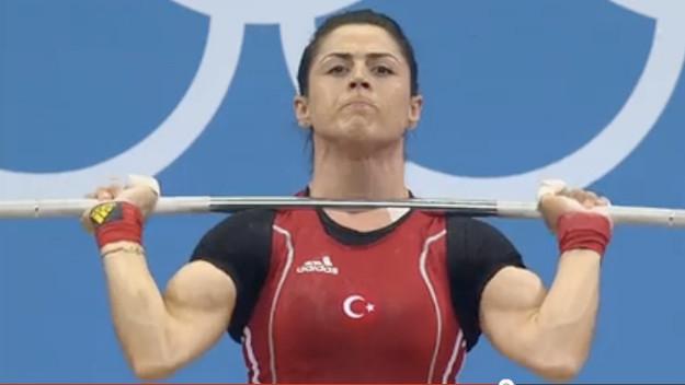 Sibel Şimşek'e doping cezası