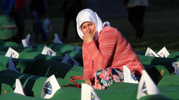 Srebrenitsa'da 21 yıl sonra aynı acı