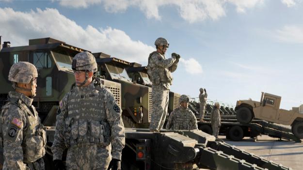 ABD ordusundan trans bireylere izin