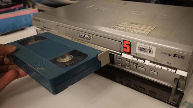 Good Bye VHS: Üreticiler pes etti