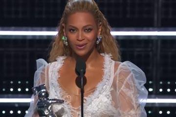 MTV'ye Beyonce damgası!