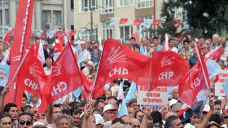 CHP'nin referandum kampanyası belli oldu