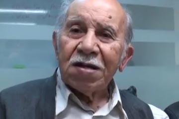 Vedat Türkali röportajı kitaplarını anlatıyor