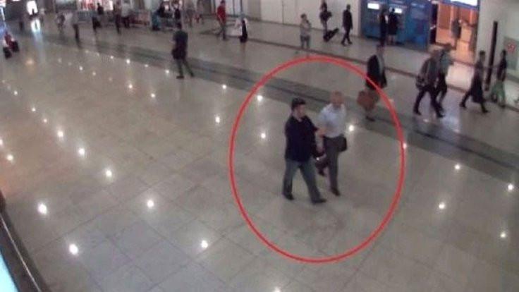 Adil Öksüz'ün 'karşılayıcısı' gözaltında