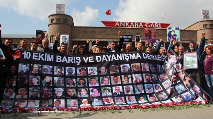 Ankara Katliamı'nın sanığı serbest bırakıldı