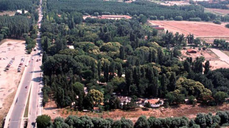 Atatürk Orman Çifliği'nde 250 bin metrekarelik yapılanma