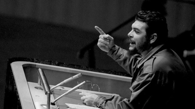 Küba, Che'ye 'eşkıya' diyen Meclis Başkanı Kahraman'a yanıt verdi