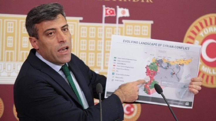 Öztürk:Türkiye'ninharekâtı boşa gidebilir