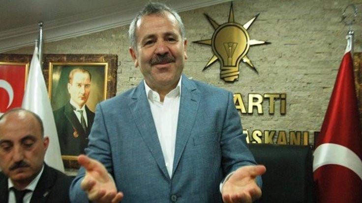 AK Partili Dişli'nin başını ağrıtacak ifade