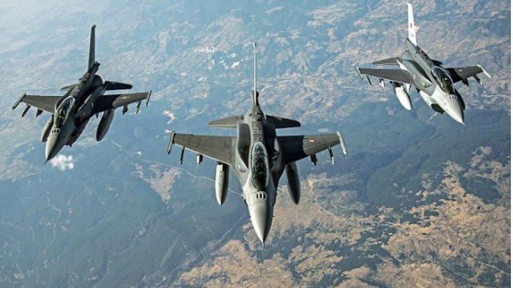 İddia: Türkiye F-16 parçası stoklamaya başladı