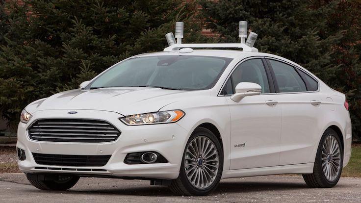 Bir marka daha sürücüsüz otomobil üretiyor