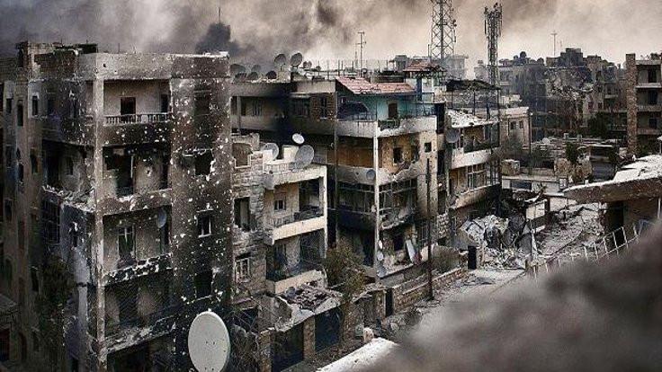 El Nusra'ya Halep'te ağır darbe
