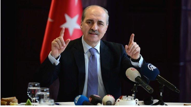 'Başımıza gelenlerin çoğu Suriye yüzünden'