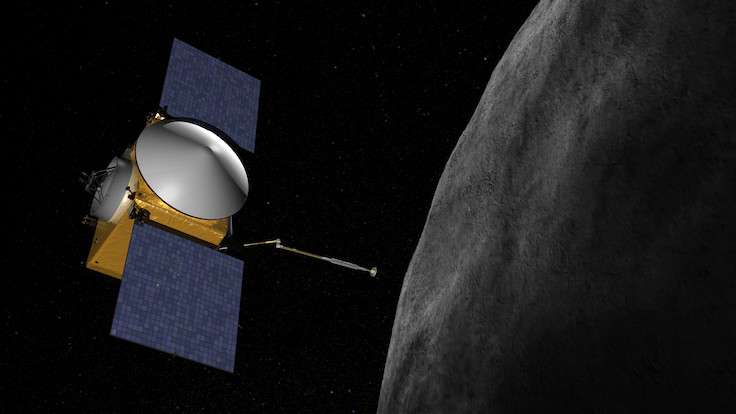 NASA, asteroite araç indirecek