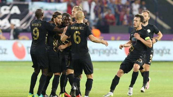 Osmanlıspor Avrupa Ligi'nde tur atladı